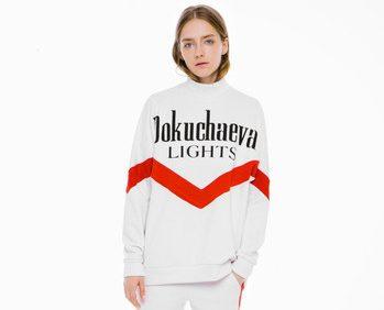 Российский бренд Dokuchaeva создали коллекцию для Topshop