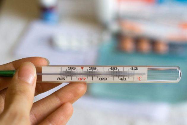 Температура после ринопластики