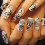 Украшение ногтей