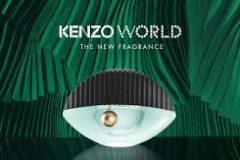 Kenzo представили новый аромат Kenzo World