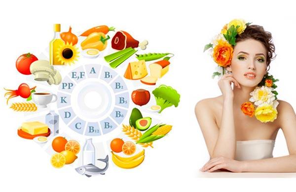 6 витаминов для молодости кожи