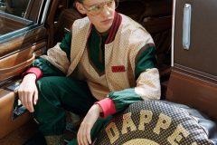 В продажу поступила коллекция Gucci и Дэппера Дэна