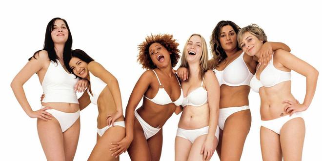 Марка Dove полностью откажется от ретуши рекламных снимков