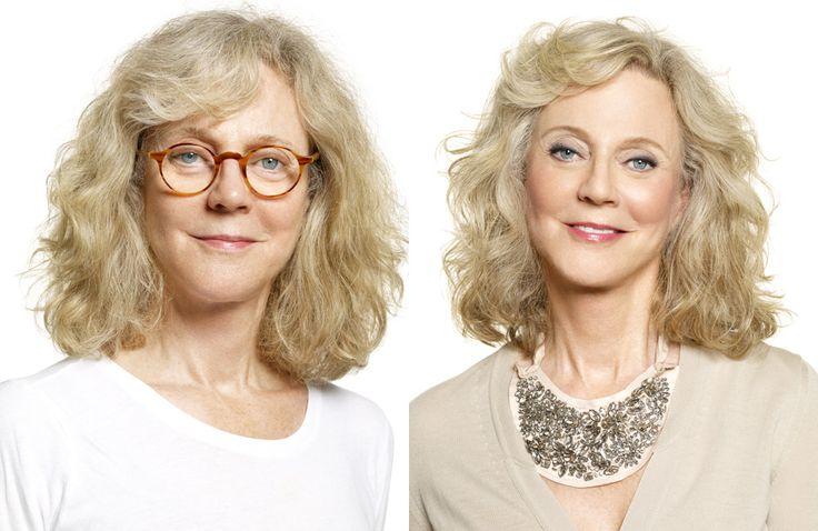 Секреты макияжа для женщин старше 45