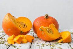 Бьюти-продукты с тыквой