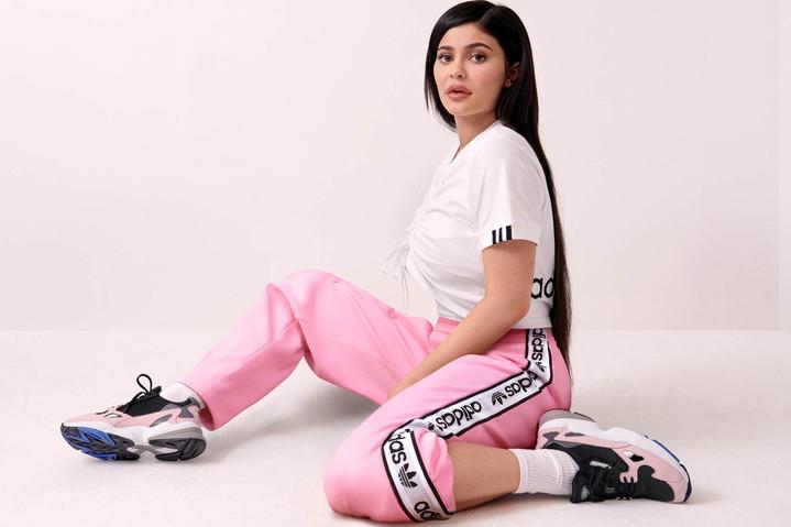 Кайли Дженнер снялась в новой кампании adidas