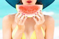 Аминокислоты в составе, омоложение кожи и другие феномены арбуза