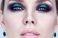 Тени: секреты контрастного макияжа для глаз