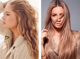 Самый модный цвет волос