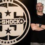Легендарный художник Эрик Хейз разработал новый дизайн часов G-shock
