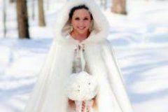 Свадебные накидки