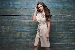 Высокий стиль и женственные силуэты коллекции одежды от Bazalini
