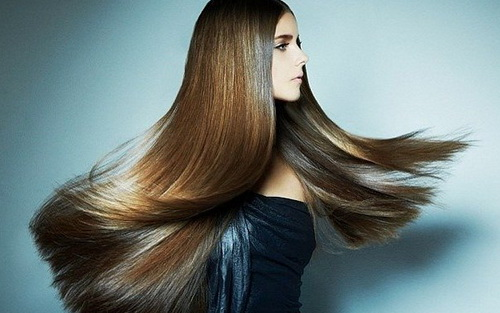 Чем увеличить рост волос?