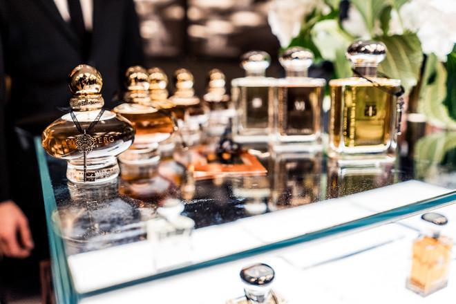 Презентация нишевых парфюмерных новинок в L'Etoile Scent Bibliotheque