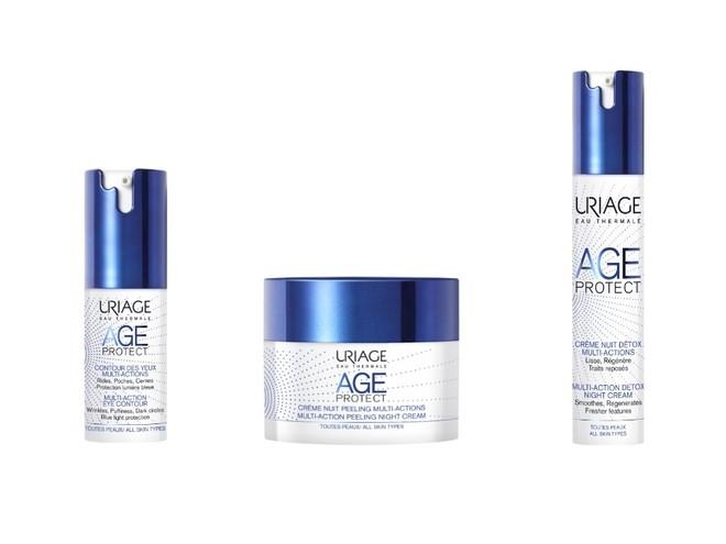 Защита кожи от гаджетов Age Protect от Uriage