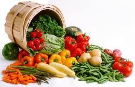Как правильно есть овощи