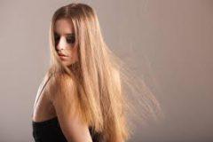 Как избавить волосы от статического электричества
