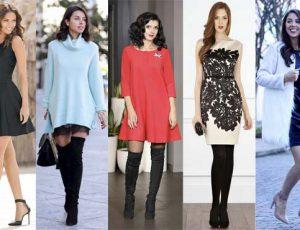 Короткое платье: модный дайджест
