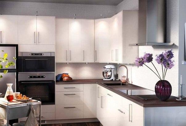 Как правильно обустроить кухню?