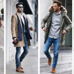 Выбираем мужчине верхнюю одежду