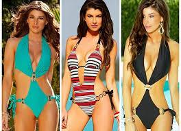 Мода на купальники: тренды этого лета