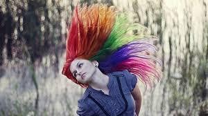 История красок для волос