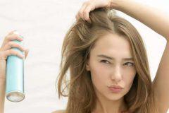 Как правильно пользоваться сухим шампунем