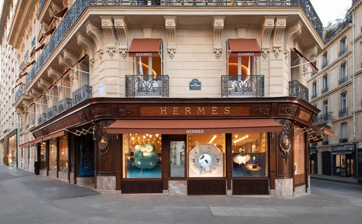 Hermès запускают линейку косметики