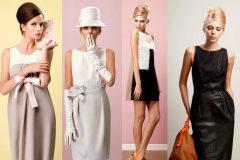 Что характерно для ретро стиля в одежде