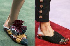 Модная женская обувь: от классических лодочек до кроссовок и мюли