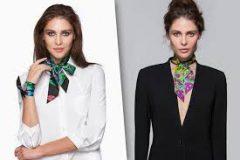 Как правильно носить галстук, шарф, платок