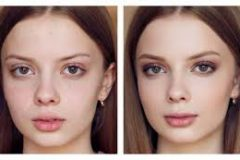 Как правильно наносить косметику на лицо