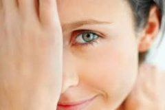 Несколько способов позаботиться о коже вокруг глаз