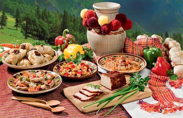 Гастрономический тур: обзор мест общественного питания и традиционных блюд Киева
