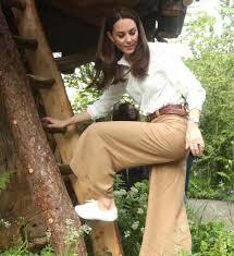 Как выглядят любимые кроссовки Кейт Миддлтон