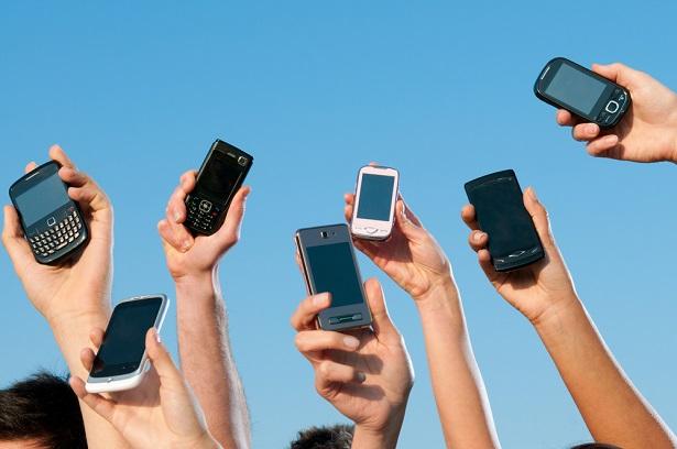 Эволюция мобильного телефона