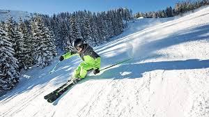 Фитнес и горные лыжи