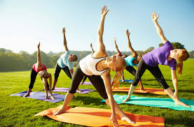 Фитнес-йога. Бодрость духа или гибкость мышц?