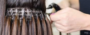 Несколько слов о наращивании волос