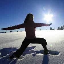 Зимний тренинг