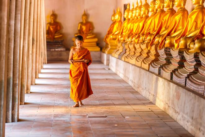 «Диета Будды», или 6 правил древнейшего метода похудения