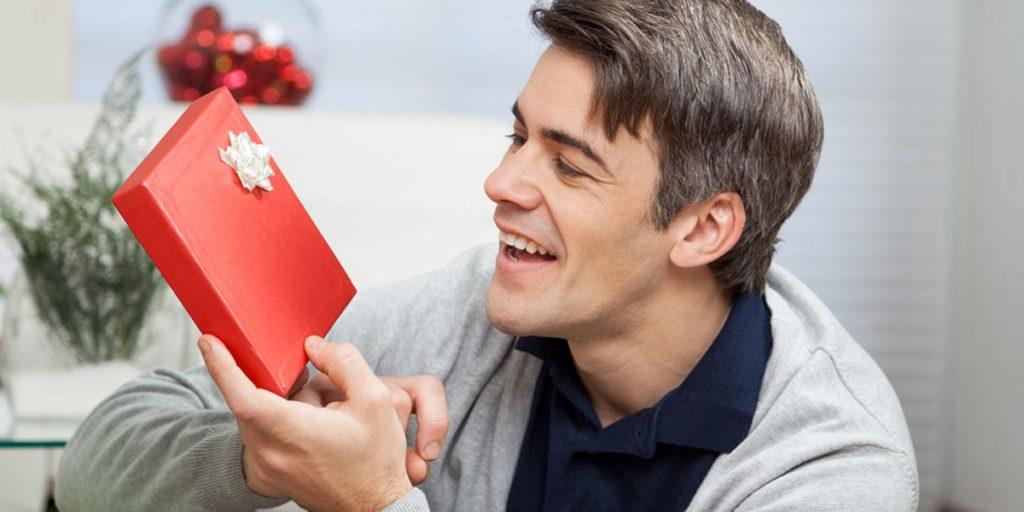 Какие подарки выбирать мужчинам