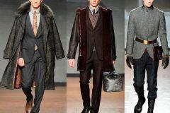 Модная зимняя одежда для мужчин