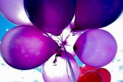 Украсьте свой праздник гелиевыми шариками
