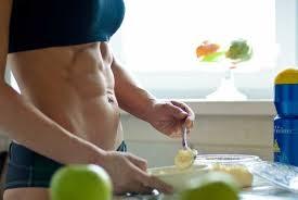 Что бы такого съесть перед тренировкой…