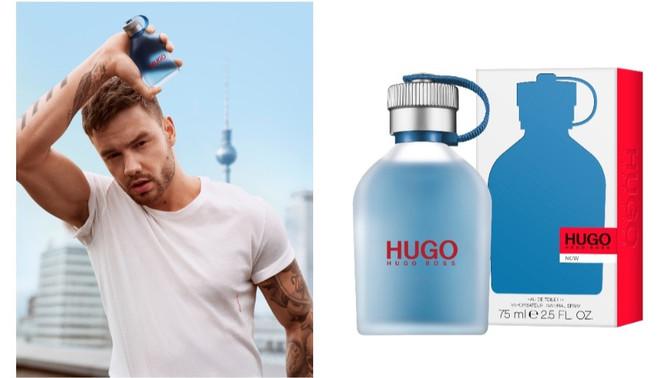 #MyTimeIsNow: лимитированный аромат Hugo Boss Now