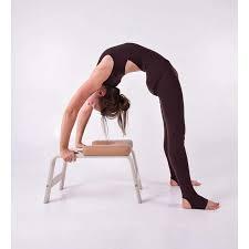 Фитнес-приспособления: стул