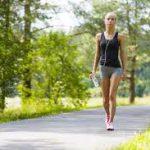 Польза пеших прогулок