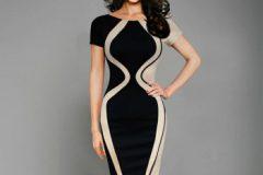 Фасон женской одежды может помочь подчеркнуть достоинства фигуры
