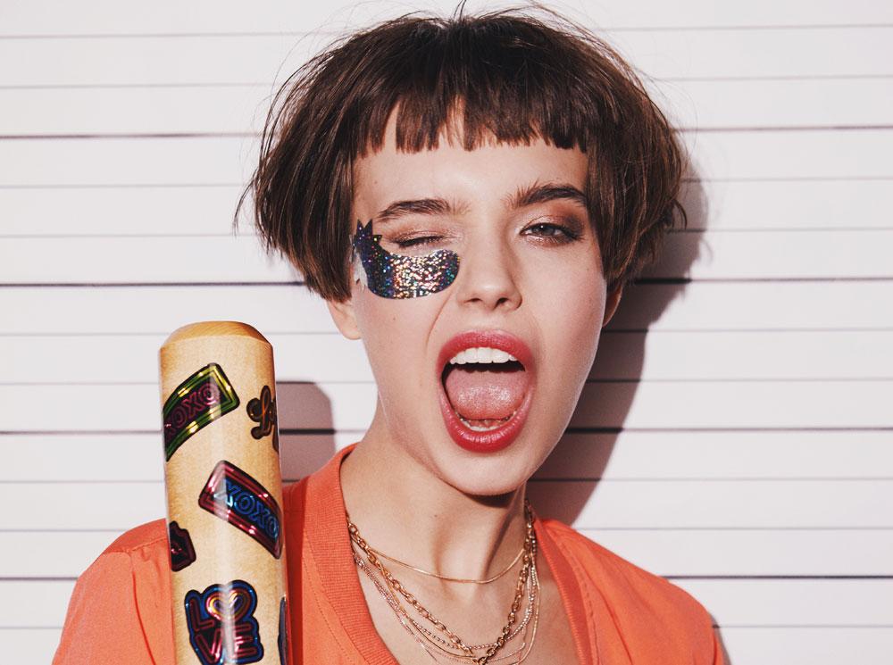 Неделя красоты: 7 оригинальных вариантов макияжа и ухода на каждый день от Mixit